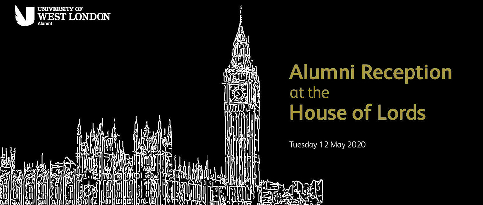House of Lords Alumni Reception May 2020